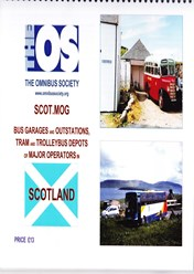 SCOT.MOG A complete history of Bus Garages and Outstations, Tram & Trolley-bus Depots of Major Operators in Scotland.