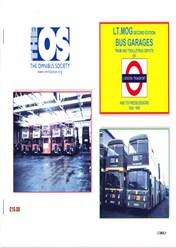 LT.MOG Second Edition. Bus Garages, Tram & Trolley-bus Depots of LT and its predecessors 1829 - 1988