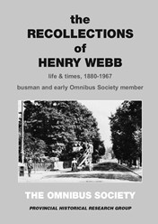 THE RECOLLECTIONS OF HENRY WEBB