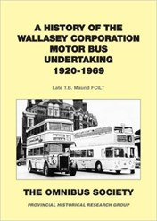 HISTORY OF THE WALLASEY CORPORATION MOTOR BUS UNDERTAKING: 1920 - 1969