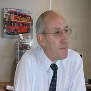 Leon Daniels, Managing Director, Surface Transport, for Transport for London (TfL)