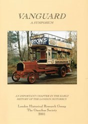 Vanguard - an important chapter in the early history of the London motorbus