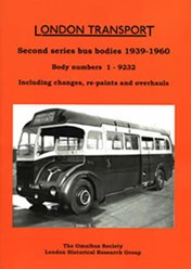 London Transport Second series bus bodies