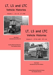 LT, LS and LTC vehicle histories: two volumes