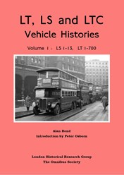 LT, LS and LTC vehicle histories: Volume 1