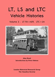 LT, LS and LTC vehicle histories: Volume 2