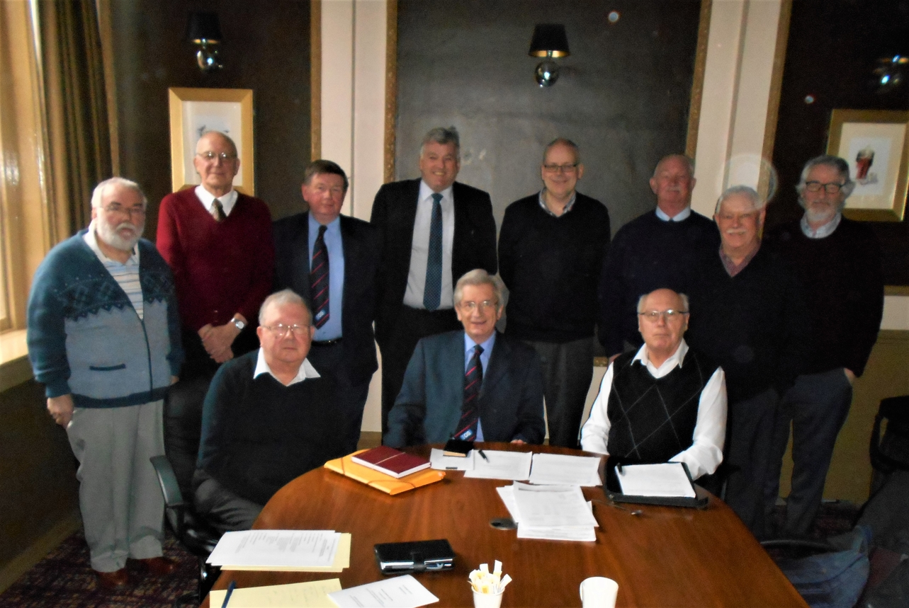 Midland Branch Committee - Jan 2017