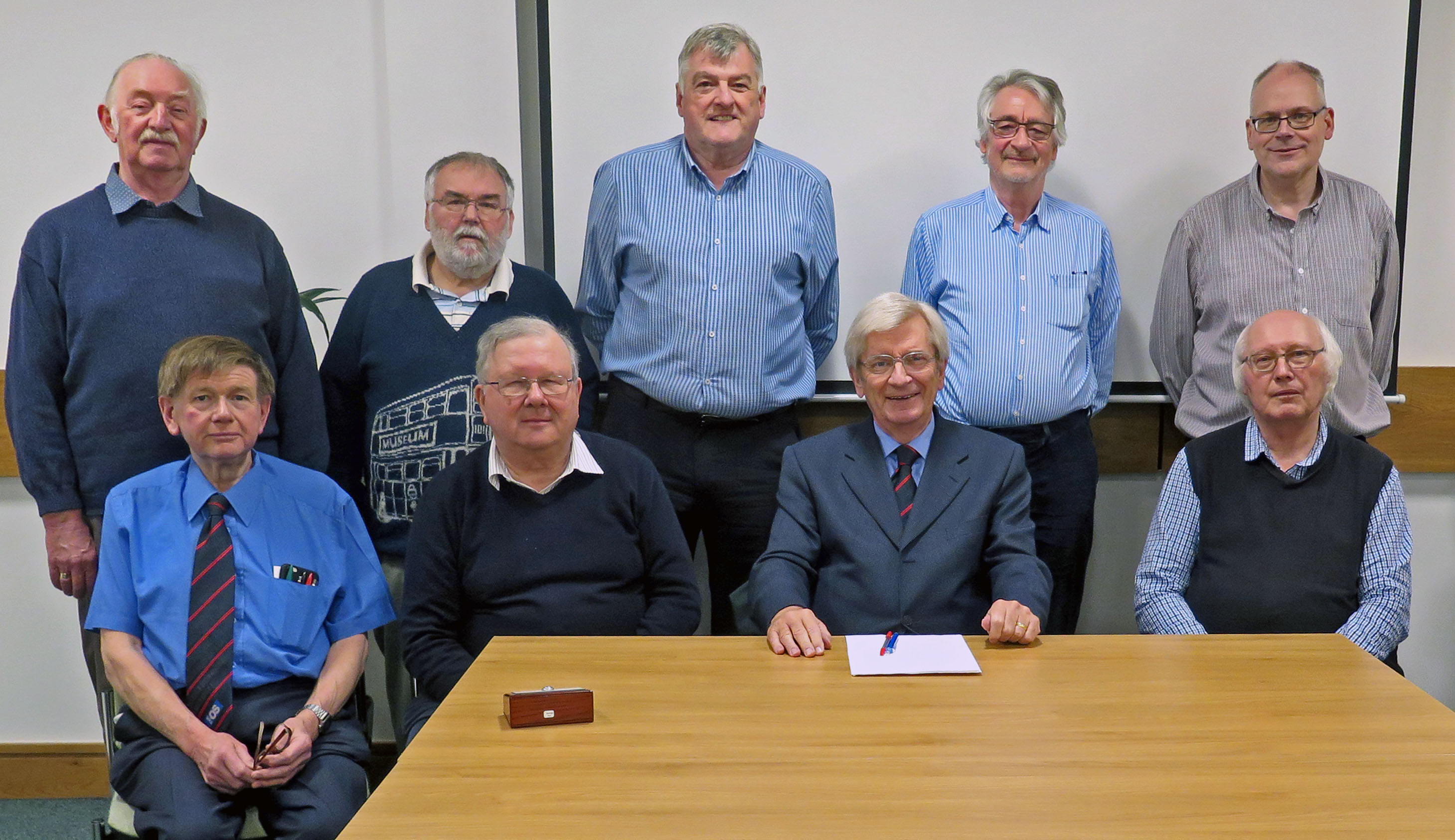 Midland Branch Committee - March 2018